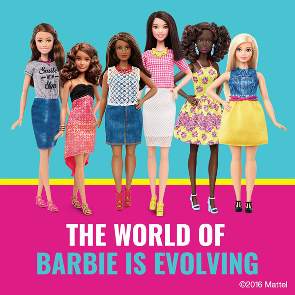 chicureohoy- barbie poster