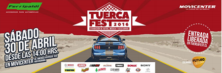 chicureohoy- tuerca fest