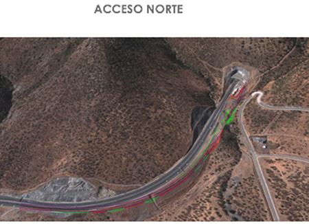 cicureo hoy- acceso norte