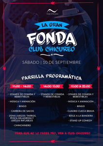 fonda club chicureo