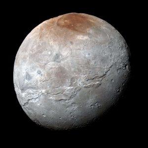 Imagen de Plutón tomada por sonda espacial New Horizons