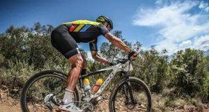 mountainbike fietskelding