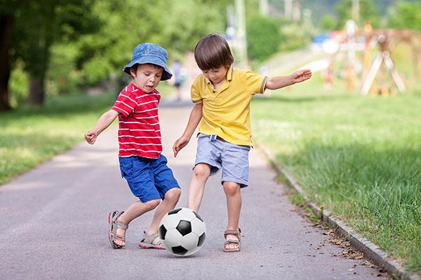 Estudio Revela Que Los Ninos Chilenos Prefieren Jugar Futbol Y