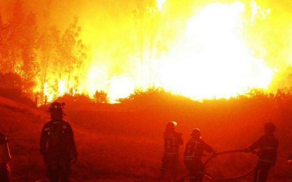 Fuegos Artificiales Provocan Incendio En Quilicura Chicureo Hoy