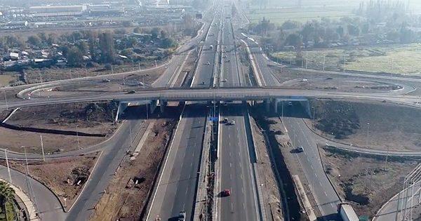 Este – Hoy la autopista Chicureo miércoles Santiago Lampa abrió QdhCtsr