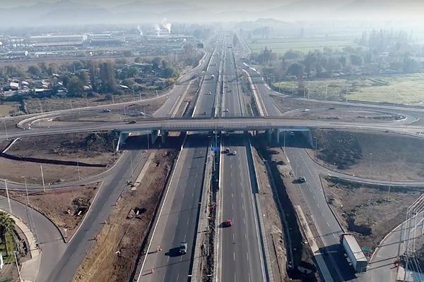 Este Miercoles Abrio La Autopista Santiago Lampa Chicureo Hoy
