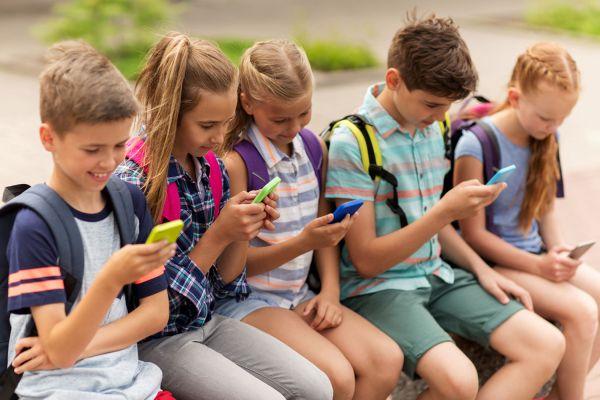 Que son los aparatos electronicos para niños